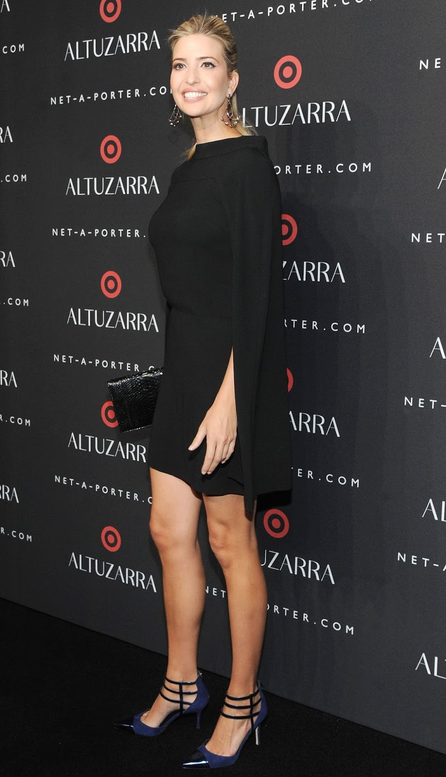 Photos of Ivanka Trump At Altuzarra For Target Launch Event In New York