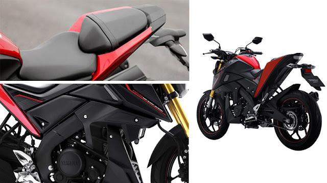 Yamaha TFX 150 2018