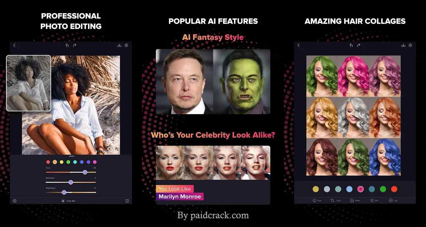 Gradient AI Photo Editor Premium Mod Apk 2.1.0