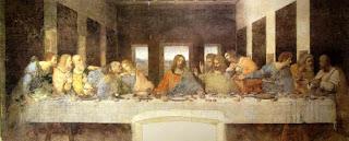 ultima cena santo graal