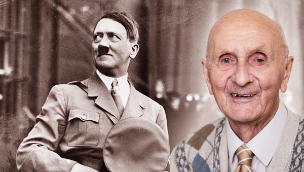 Cụ ông 128 tuổi tự xưng là Hitler, xuất đầu lộ diện sau hơn 70 năm lẩn trốn