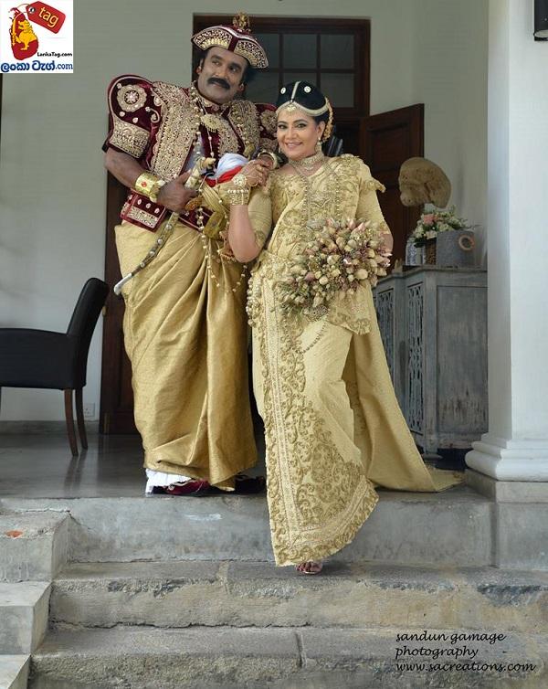 Sriyantha Mendis And Kusum Renu 30th Wedding Anniversary Photo Shoot 9