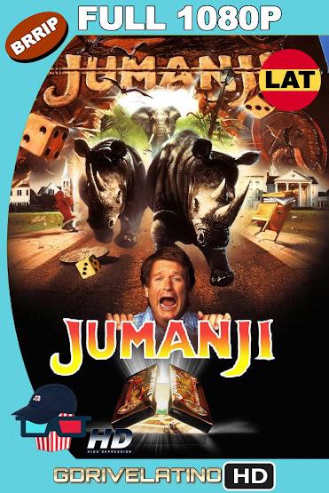 Jumanji (1995) BRRip 1080p Latino-Ingles MKV