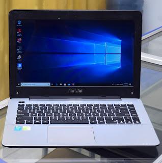 Jual Laptop Desain ASUS A455L Core i5 Double VGA