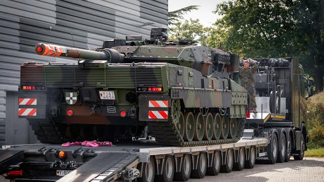 Tank chủ lực Leopard 2