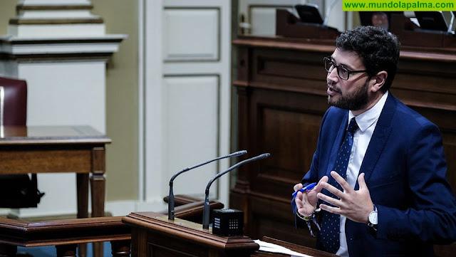 Qadri defiende que se relacione el Ingreso Mínimo Vital con el bienestar comunitario y la empleabilidad en las islas