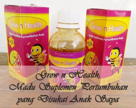 madu grow n health