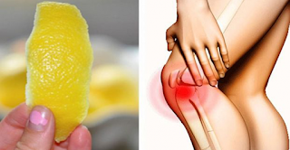 Relieve Joint Pain With Two Lemons