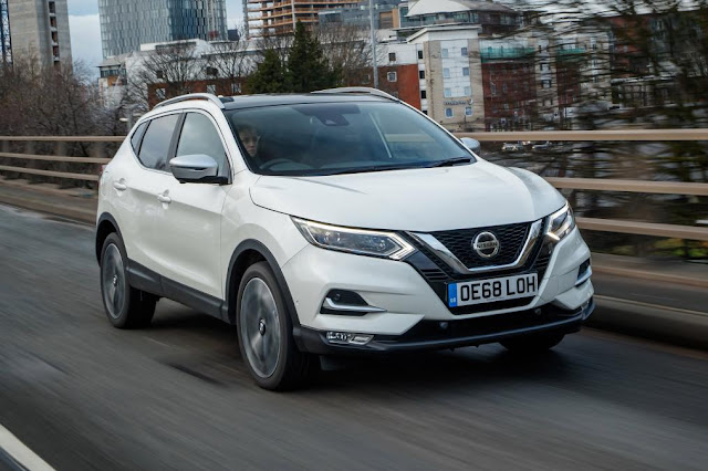 Nissan Qashqai facelift 2019
