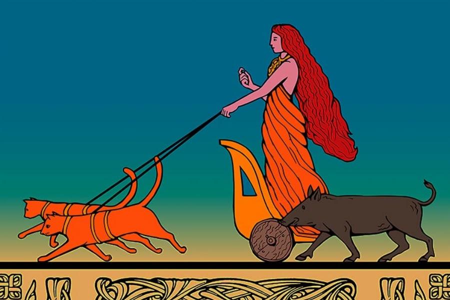diosas-nordicas