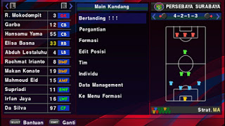 PES 2020 iSO PPSSPP Mod Liga 1 Shopee Indonesia