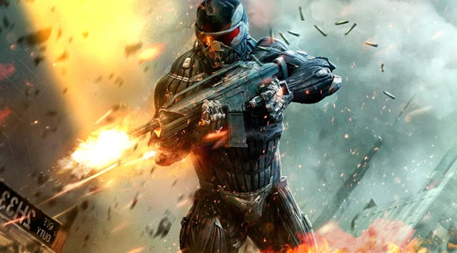 Crysis Soldier Wallpaper Engine