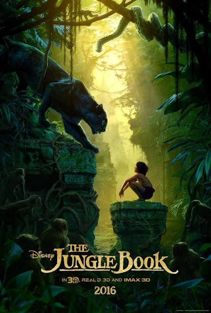Download Film The Jungle Book (2016) HDTS Subtitle Indonesia