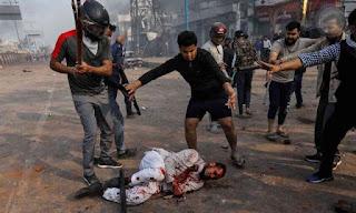 muslim india dipukul dan dihardik kata kotor