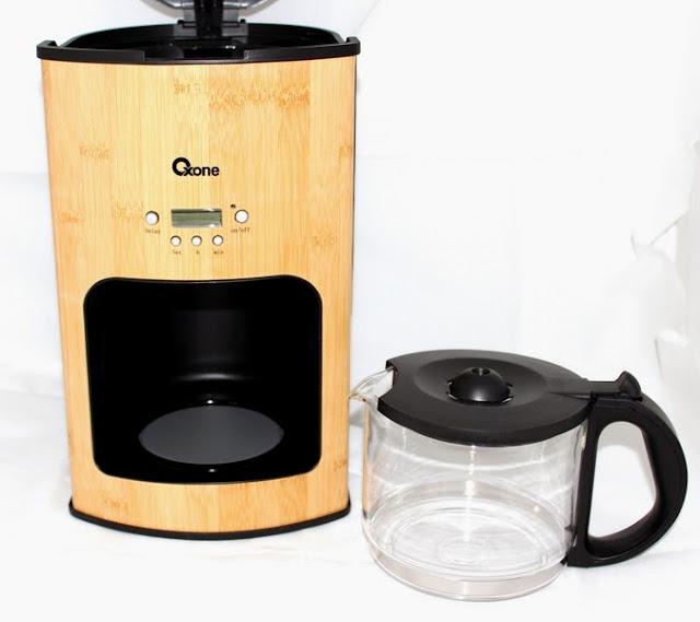 Oxone Coffee And Tea Maker : Oxone Bamboo Coffee and Tea Maker (OX-952) Lakupon Diskon Gila Harga Termurah