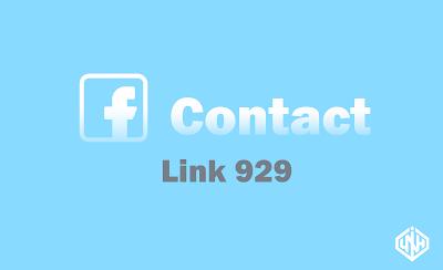 Link 929 - Xác Minh Danh Tính Facebook