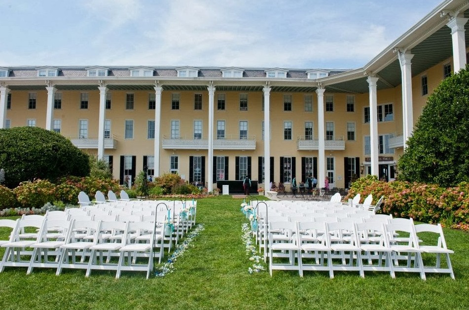 Congress Hall Cape May NJ Wedding Venue