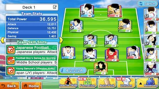 Captain Tsubasa Dream Team MOD APK 2.5.0 for Android
