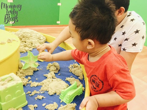 Playtime at Kidzoona Shangri-la