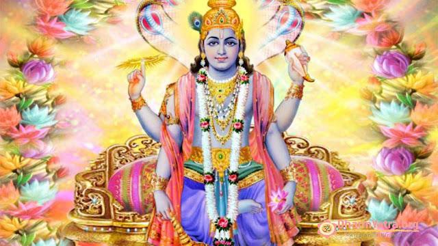 Lord Vishnu Sahasranamam