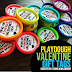 Playdough Valentine
