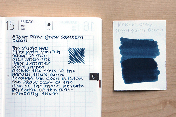 review: robert oster signature great southern ocean