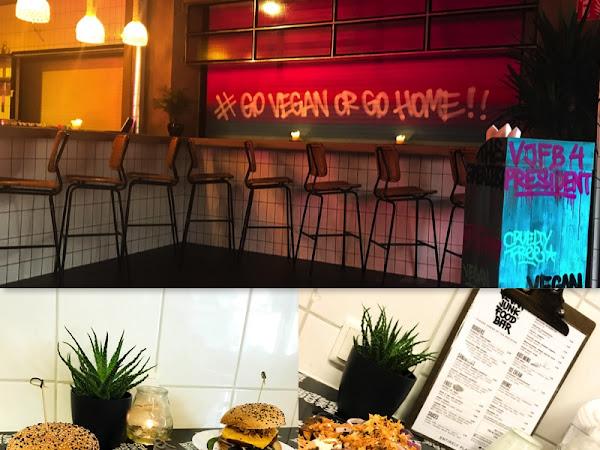 Vegan Junk Food Bar in Amsterdam | Hotspot