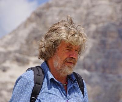Reinold Messner-Mountain Messner Museum-alpinismo-montagna-museo