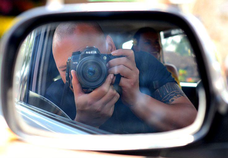 Photographer, Bali, Indonesia