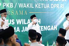 Sowan Ulama Jawa Tengah, Gus AMI Bahas Pemulihan Ekonomi Pasca Pandemi
