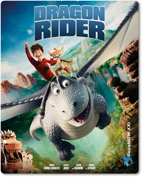 DRAGON RIDER (2020)