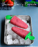 Mixed berry popsicle recipe