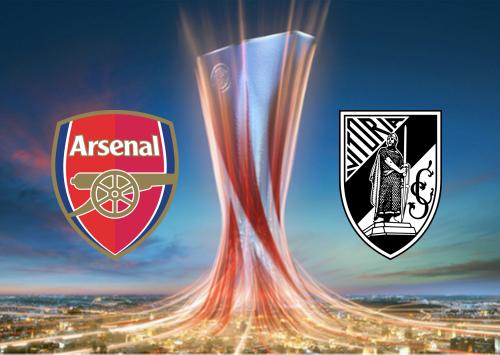 Arsenal vs Vitoria Guimaraes -Highlights 24 October 2019