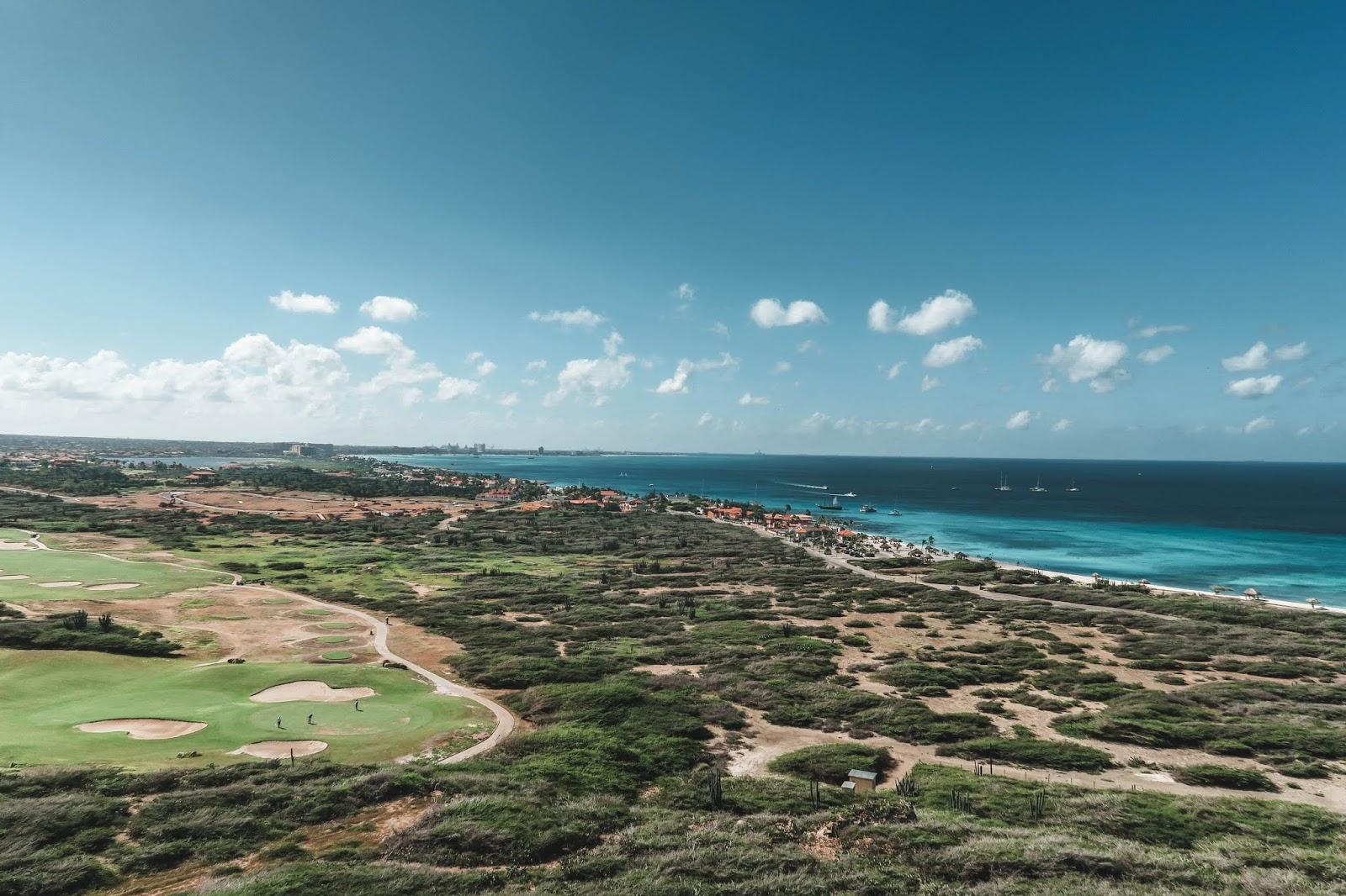 Aruba Lighthouse Views