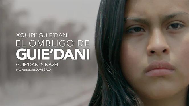 El ombligo de Guie'dani (2018) Web-DL 1080p Latino