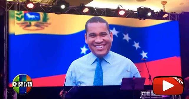 Leocenis García se Auto-Proclama alcalde paralelo de Caracas