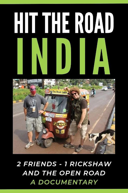 Hit The Road: India (2013)