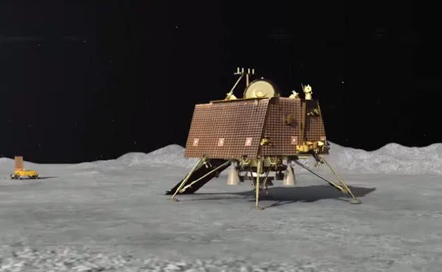 Chandrayaan 2: चांद पर कहां और किस हाल में है 'विक्रम लैंडर', ISRO के अधिकारी ने हटाया पर्दा