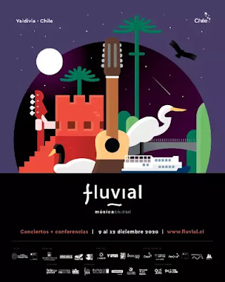 Festival Fluvial vuelve en formato en línea para su cuarta edición