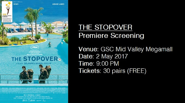 The Stopover screening malaysia gsc