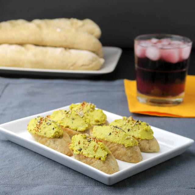 Canapés de Coliflor mit Tinto de verano | pastasciutta.de