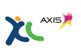 Paket internet XL dan Axis