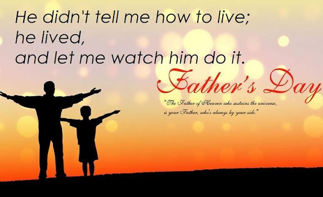 30+ Happy Fathers Day SMS Wishes Message Quotes - Fathers Day Sayings 2016