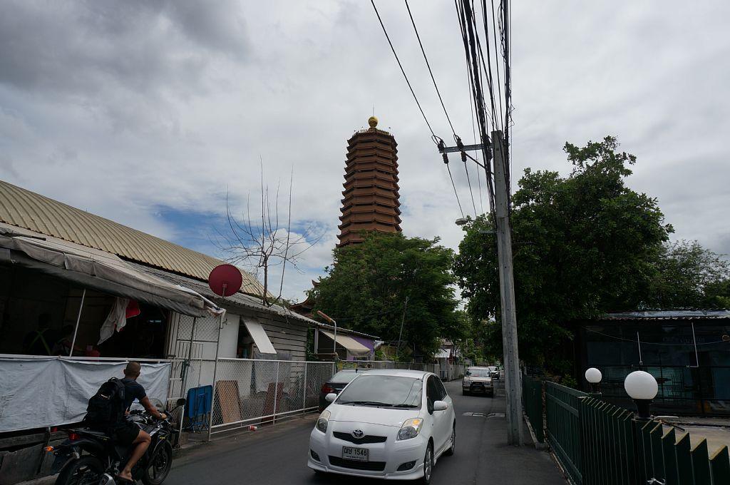 泰国の変なスポット: Tamnak Phr...