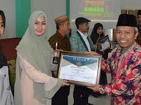 Kemenag Gorontalo Beri Penghargaan Bagi Penyelenggara Umrah Terbaik