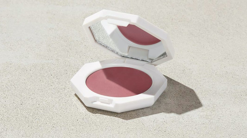 Fenty Beauty Cheeks Out Freestyle Cream Blush in Cool Berry