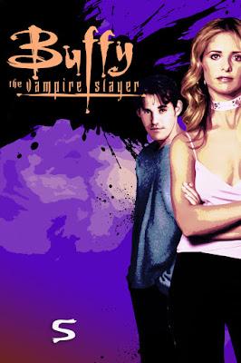 Buffy the Vampire Slayer Poster