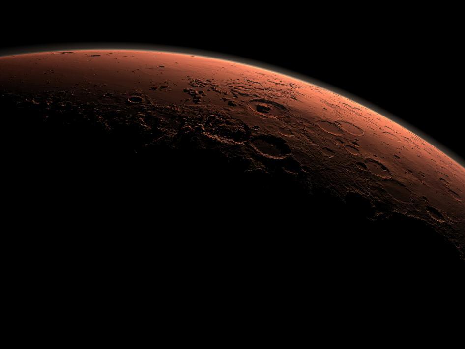 Marte ospita i resti di un antico mini-pianeta nella sua orbita
