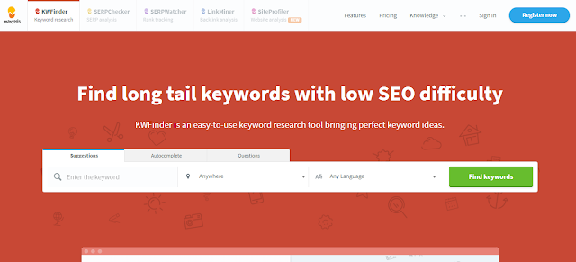Top 10 Tools Help You To Analyze Your SEO Competitors