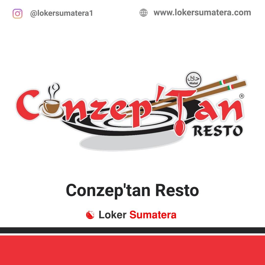 Lowongan Kerja Medan: Conzeptan Resto November 2020